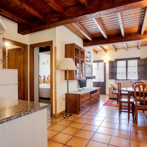 Apartamento La Cruz - El Rincón de Bustio